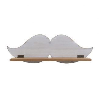 Raft din lemn Moustache