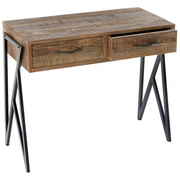 Masa office din lemn masiv Hanovra