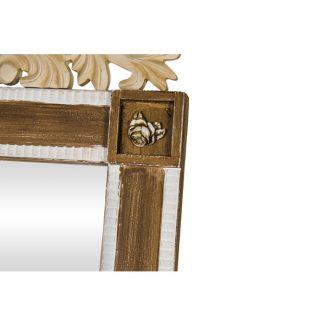 Oglinda de podea din lemn Loire