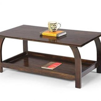 Masa de cafea din lemn Jador
