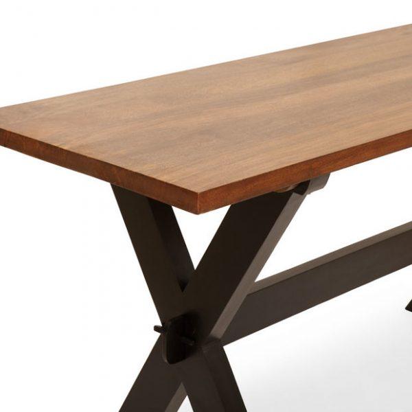 Masa de bucatarie/dining din lemn Omar